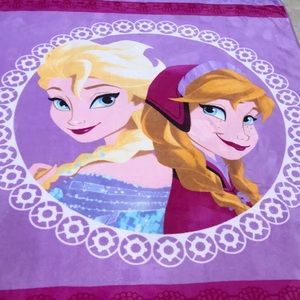 Disney Frozen Girl's Blanket